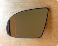Opel Tigra Spiegelglas asphärisch links Original Opel