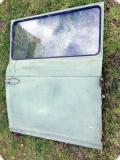 Barkas B1000 Seitentür mit Verglasung mit Innenverkleidung