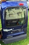 Renault Kangoo 98-03 Hecktür links blau Farbcode 432