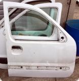 Renault Kangoo 98-03 Beifahrertür weiss
