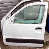 Renault Kangoo 98-03 Fahrertür weiss