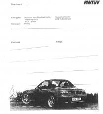 ABE download WIESMANN Hardtop BMW Z3