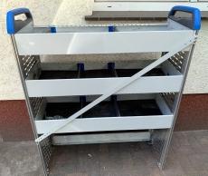 SORTIMO Regalsystem Fahrzeugeinrichtung Modul System 100x125x39