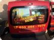 Heckklappe rot Farbcode D719  Renault Kangoo 1998-03