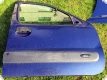 Renault Kangoo 98-03 Beifahrertür blau Farbcode 432