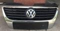 VW Passat 3C B6 05-10 Frontgrill Kühlergrill Grill Chrom mit Emblem 3C0853651