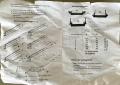 MPK Verriegelungsset für Dachluke Braun 32 40 42 43 44 42K 43K