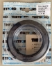 Thetford Dichtungs-Gummiring Schieberdichtung Abfalltank-Schieber 23721
