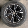 4x Aluräder Alutec KBA 47373 Toyota Land Cruiser 265/60 R18