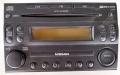 NISSAN NAVARA - Autoradio, Radio CD Wechsler - PN-2649N